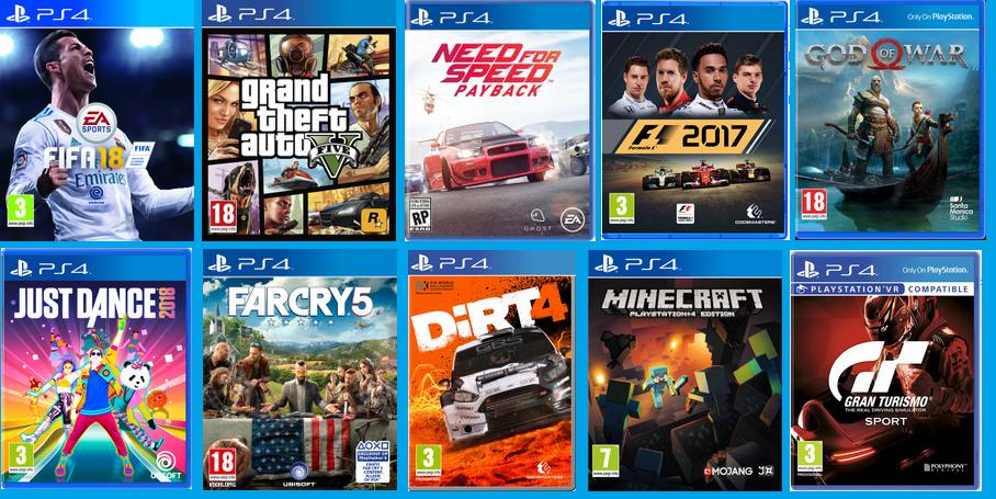 beste Playstation 5 games