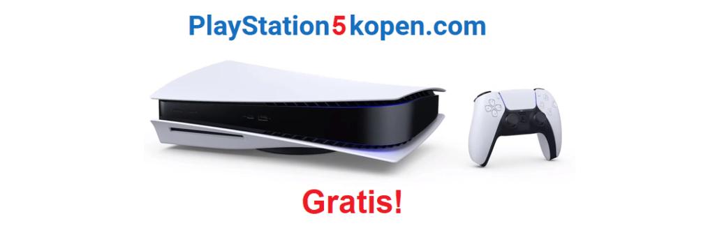 playstation 5 gratis