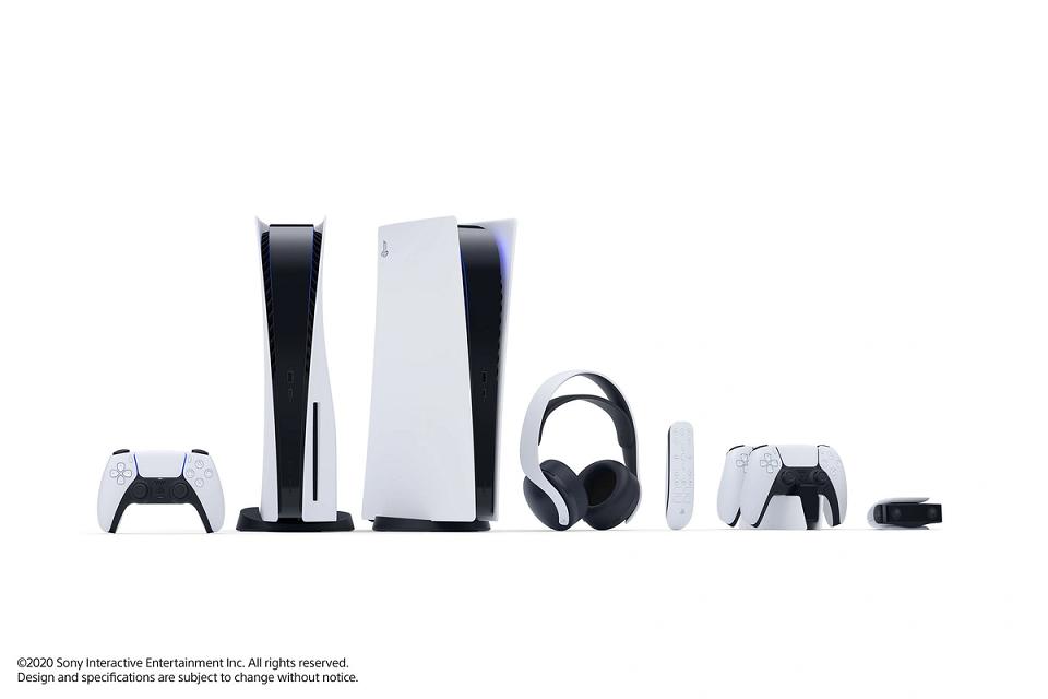 playstation 5 uiterlijk